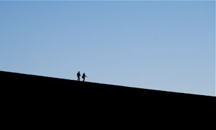Sombras en duna - G. Forlivesi