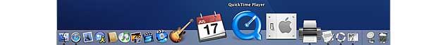 Barra de tareas OS X
