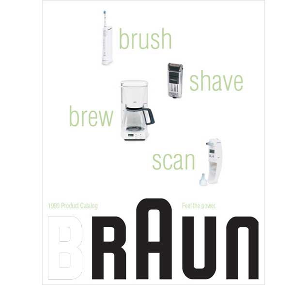 Old BRAUN