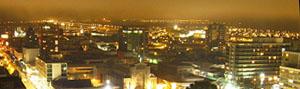 Concepción de noche